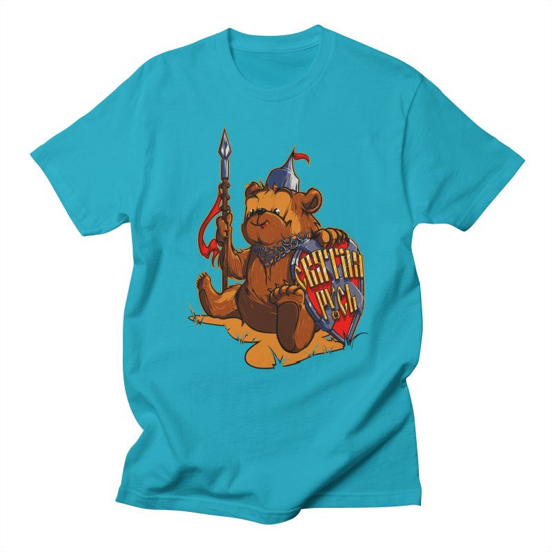 Bear from Russia Women's Unisex T-Shirt by fishark's Artist Shop