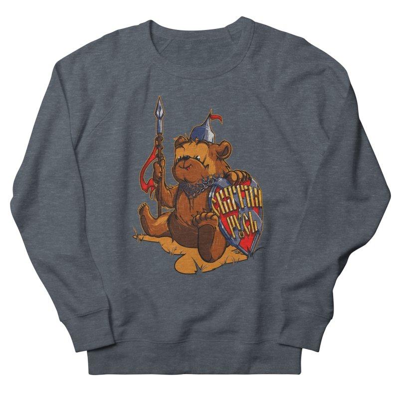 Bear from Russia Women's Sweatshirt by fishark's Artist Shop