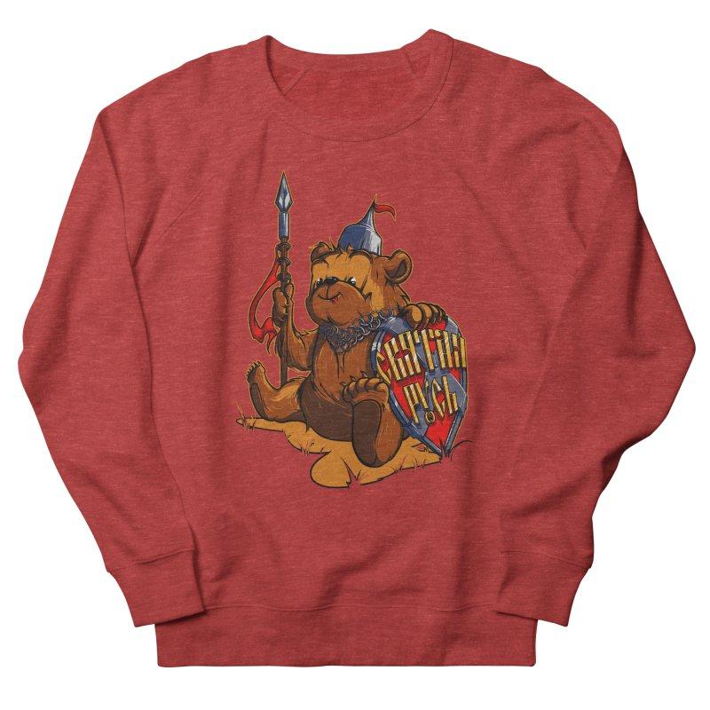 Bear from Russia Men's Sweatshirt by fishark's Artist Shop