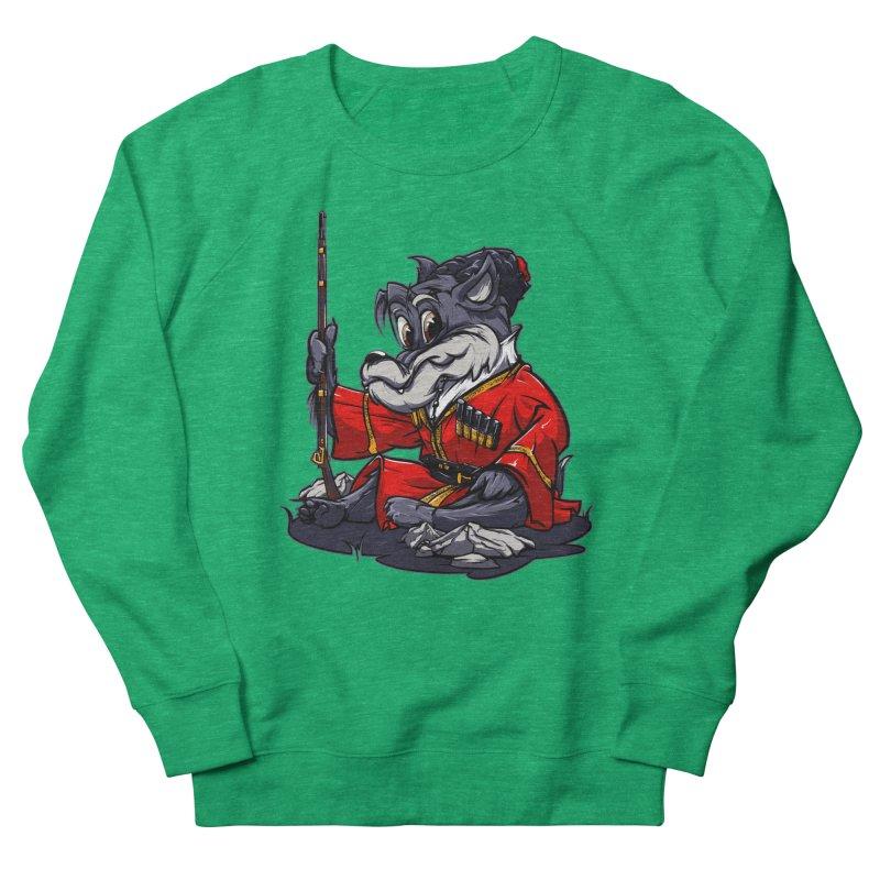 Wolf from Russia Women's Sweatshirt by fishark's Artist Shop