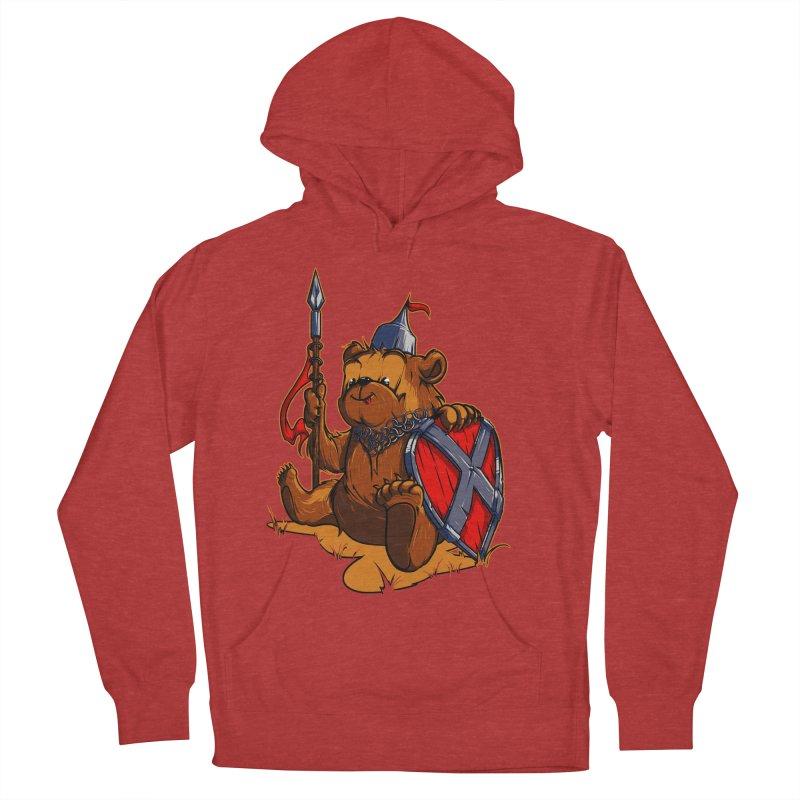 Bear Women's Pullover Hoody by fishark's Artist Shop