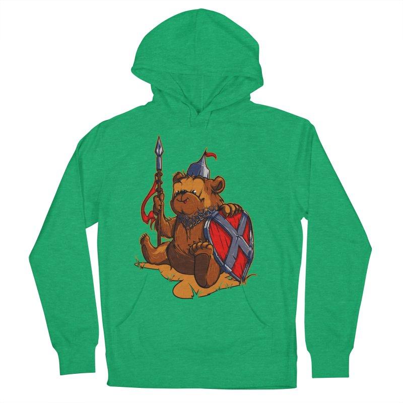 Bear Men's Pullover Hoody by fishark's Artist Shop