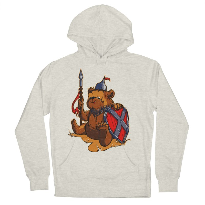 Bear Men's Pullover Hoody by fishark's Artist Shop