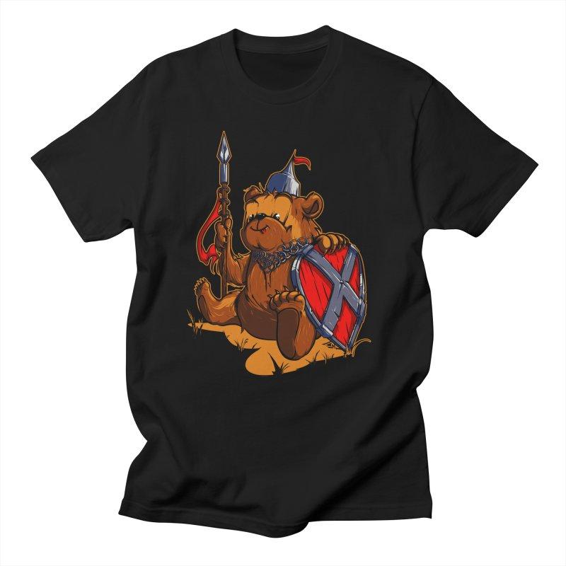 Bear Women's Unisex T-Shirt by fishark's Artist Shop
