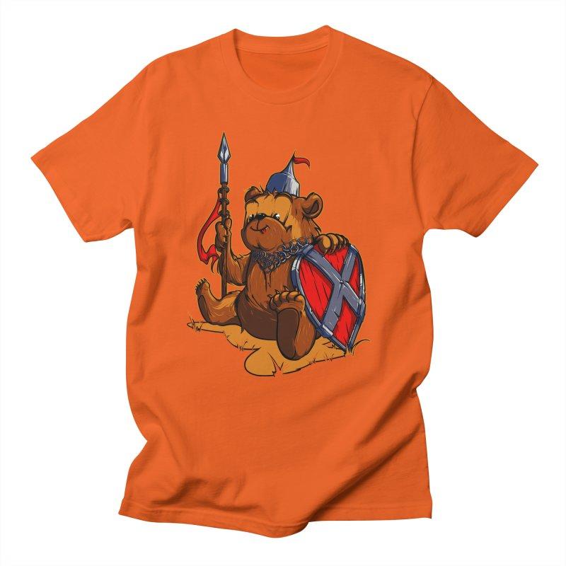 Bear Men's T-Shirt by fishark's Artist Shop