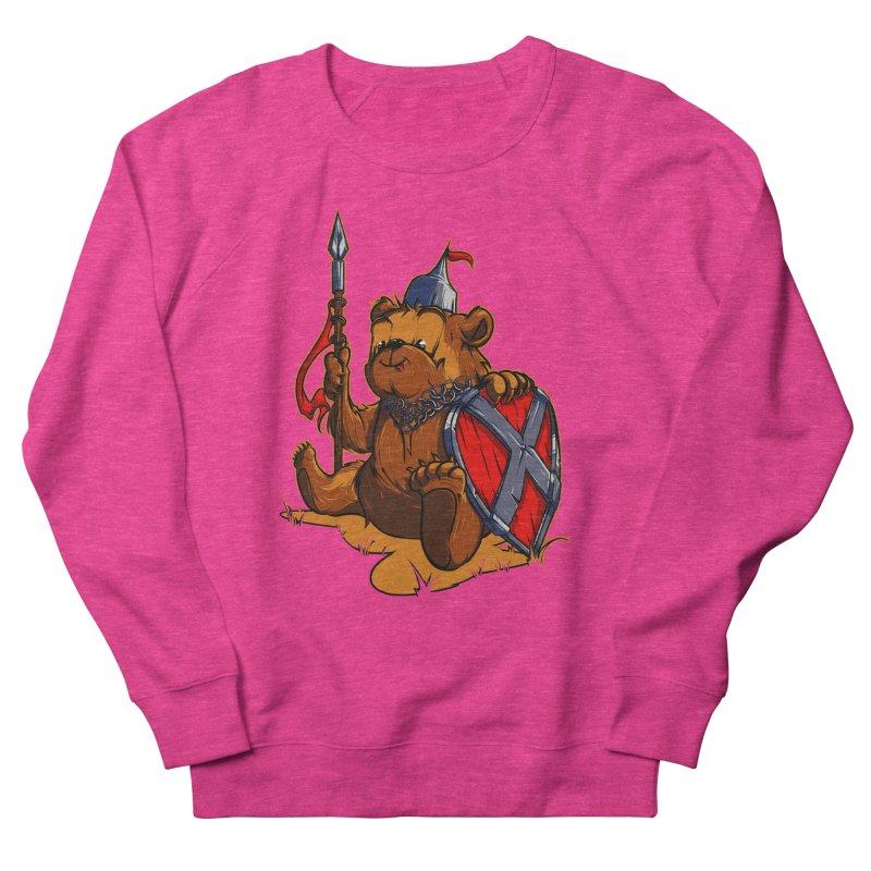 Bear Women's Sweatshirt by fishark's Artist Shop