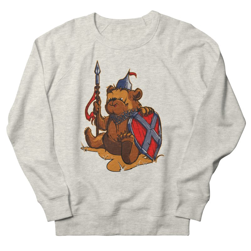 Bear Women's Sweatshirt by fishark's Artist Shop