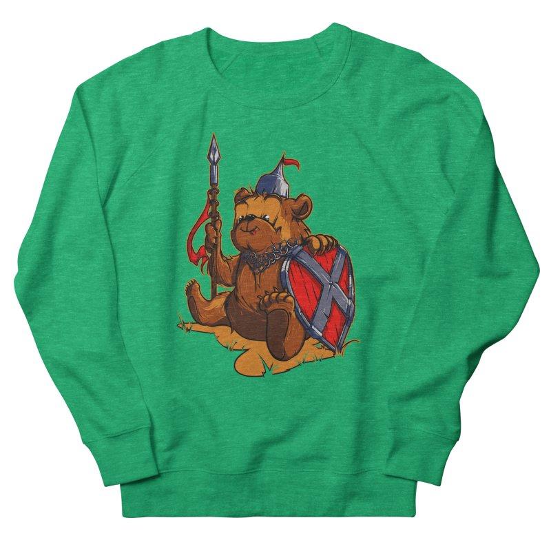 Bear Men's Sweatshirt by fishark's Artist Shop