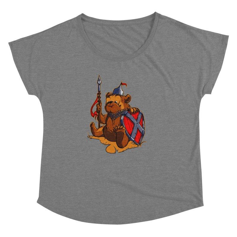 Bear Women's Dolman by fishark's Artist Shop