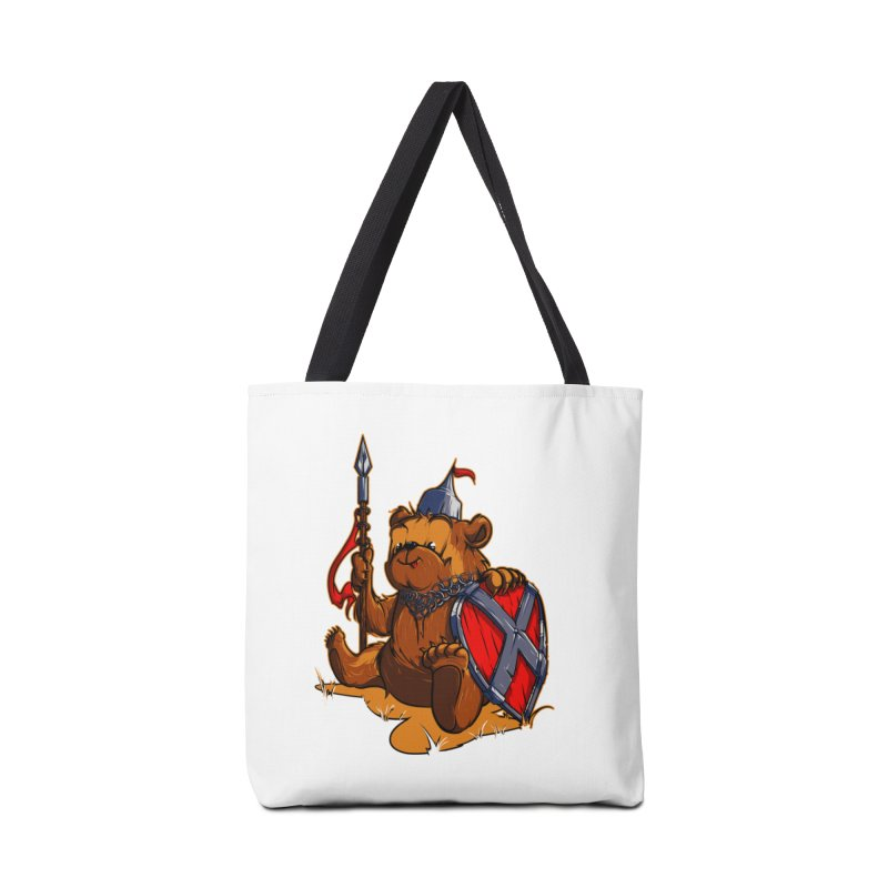 Bear Accessories Bag by fishark's Artist Shop