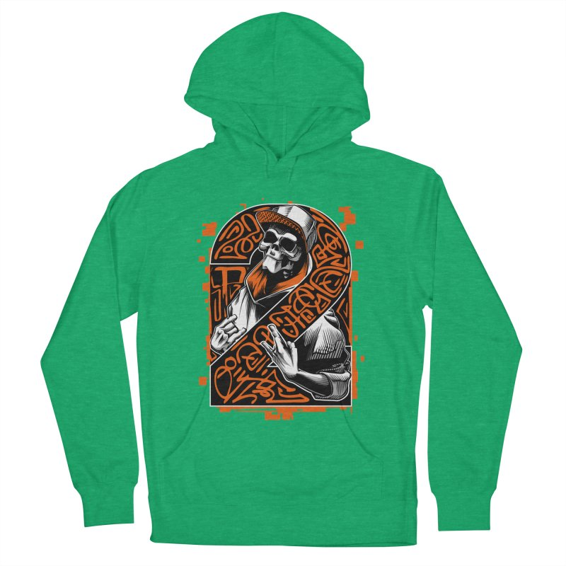 be yourself  Women's Pullover Hoody by fishark's Artist Shop