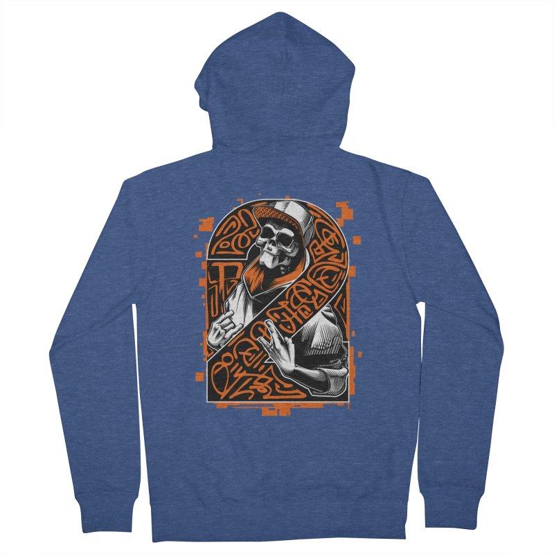 be yourself  Men's Zip-Up Hoody by fishark's Artist Shop