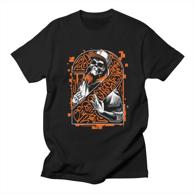 be yourself  Women's Unisex T-Shirt by fishark's Artist Shop