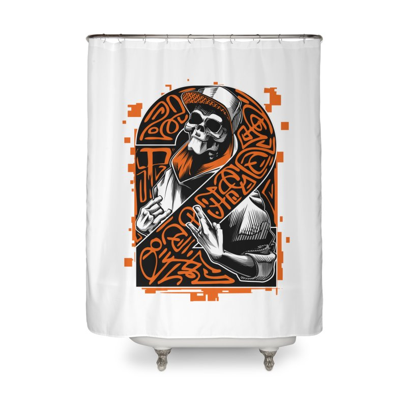 be yourself  Home Shower Curtain by fishark's Artist Shop