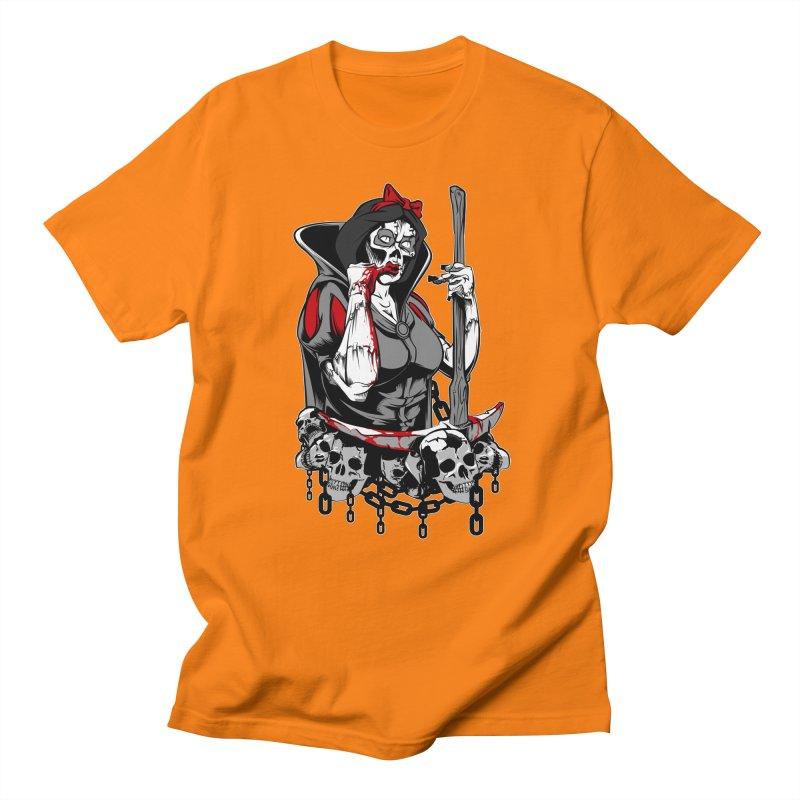 Snow White Men's T-Shirt by fishark's Artist Shop