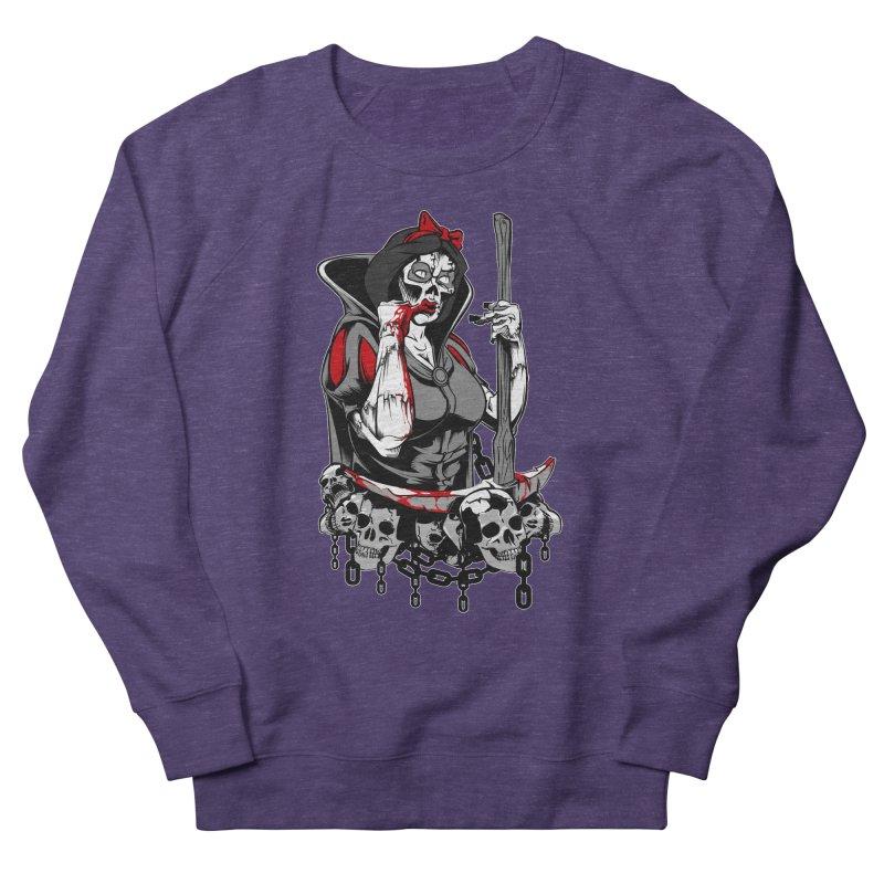 Snow White Women's Sweatshirt by fishark's Artist Shop