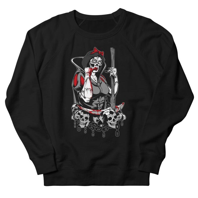 Snow White Men's Sweatshirt by fishark's Artist Shop