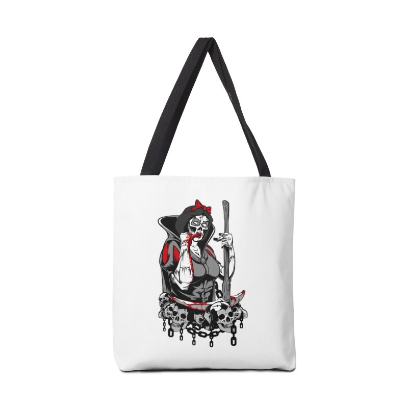 Snow White Accessories Bag by fishark's Artist Shop