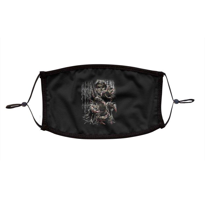 daemon Accessories Face Mask by fishark's Artist Shop