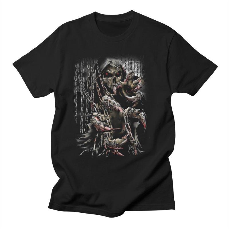 daemon Men's T-Shirt by fishark's Artist Shop