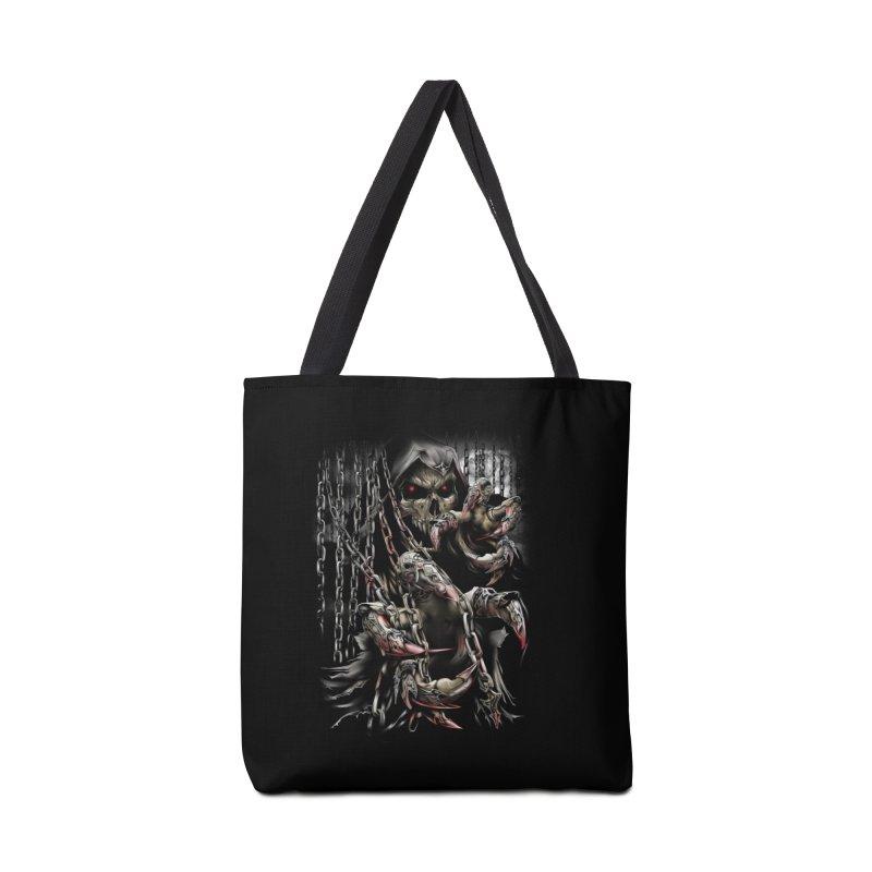 daemon Accessories Bag by fishark's Artist Shop