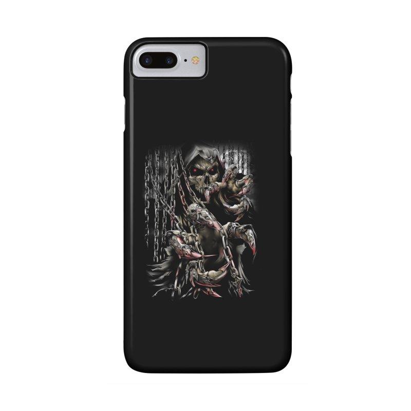 daemon Accessories Phone Case by fishark's Artist Shop