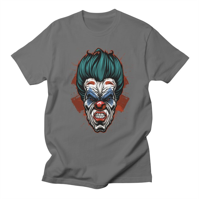 it ends Clown Men's T-Shirt by fishark's Artist Shop