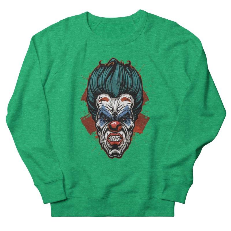 it ends Clown Women's Sweatshirt by fishark's Artist Shop