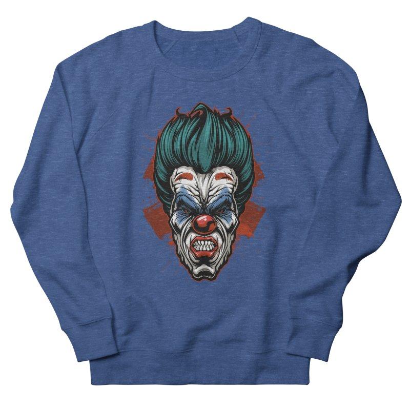 it ends Clown Men's Sweatshirt by fishark's Artist Shop