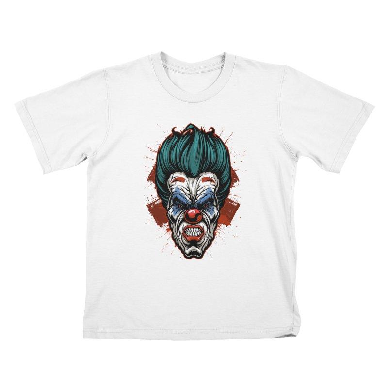 it ends Clown Kids T-Shirt by fishark's Artist Shop