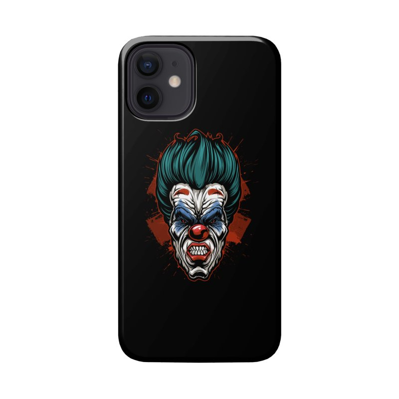 it ends Clown Accessories Phone Case by fishark's Artist Shop