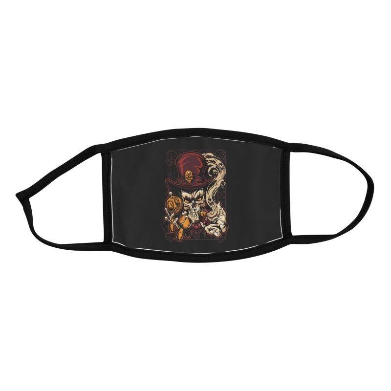 Voodoo Accessories Face Mask by fishark's Artist Shop