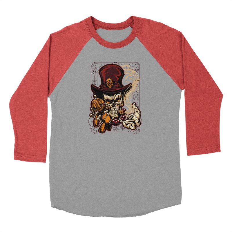 Voodoo Men's Longsleeve T-Shirt by fishark's Artist Shop