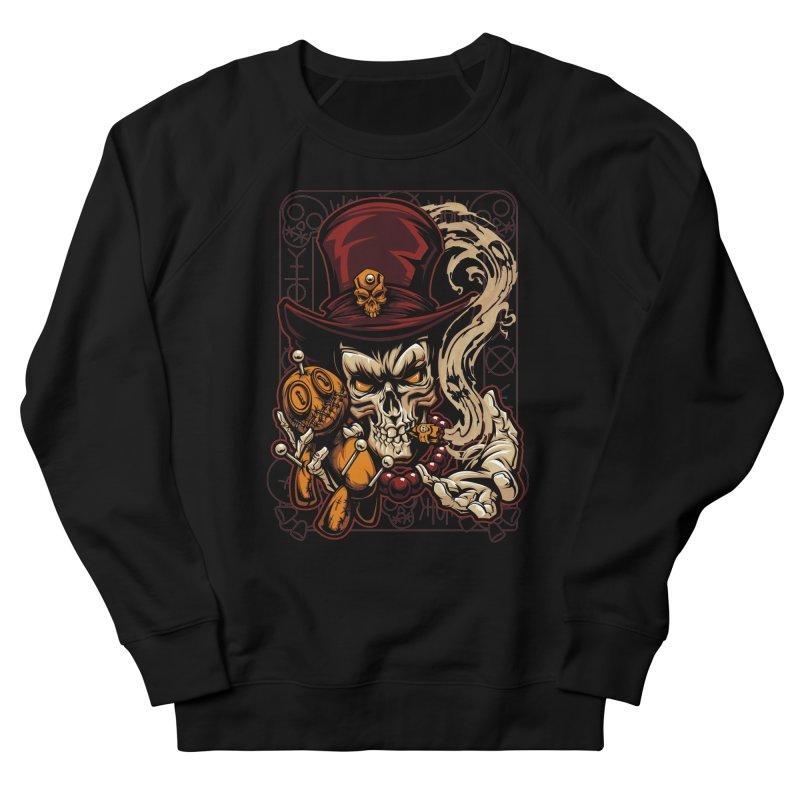 Voodoo Women's Sweatshirt by fishark's Artist Shop
