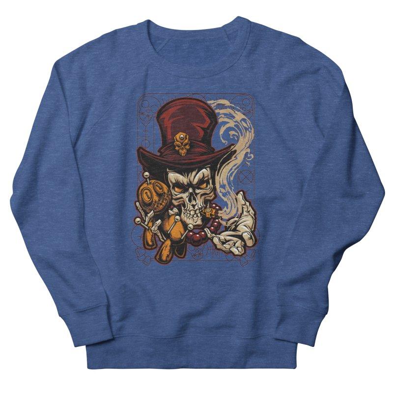Voodoo Men's Sweatshirt by fishark's Artist Shop