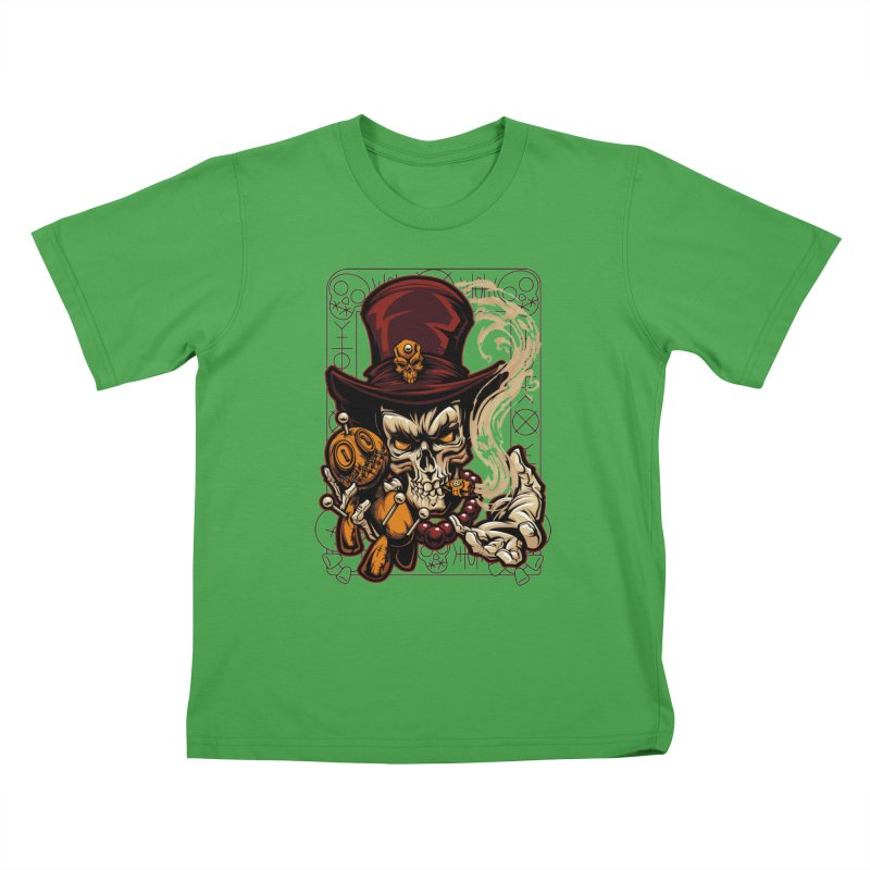 Voodoo Kids T-Shirt by fishark's Artist Shop