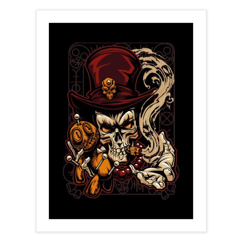Voodoo Home Fine Art Print by fishark's Artist Shop
