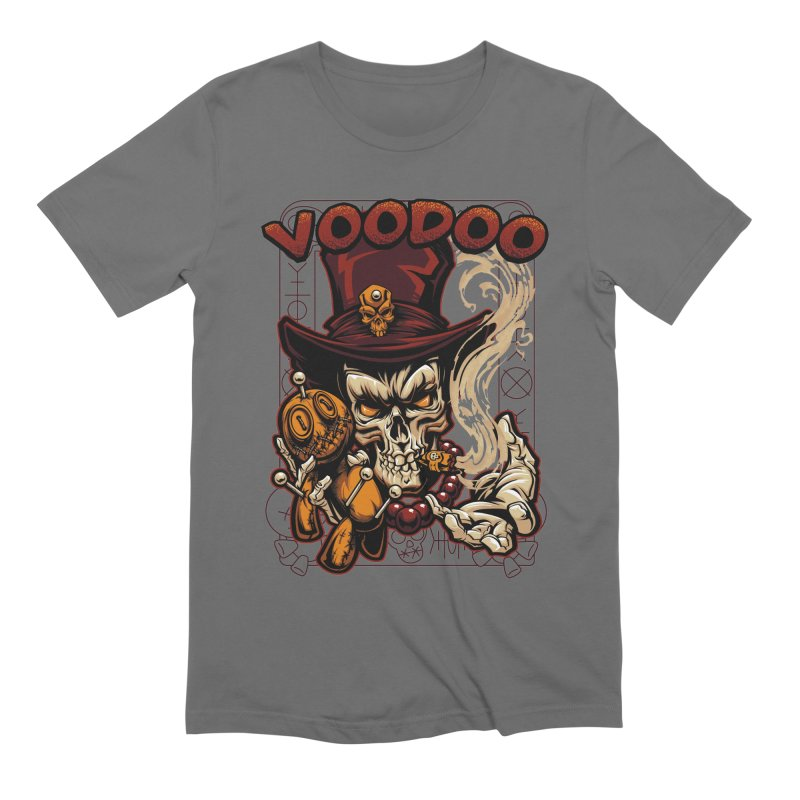 Voodoo Men's T-Shirt by fishark's Artist Shop
