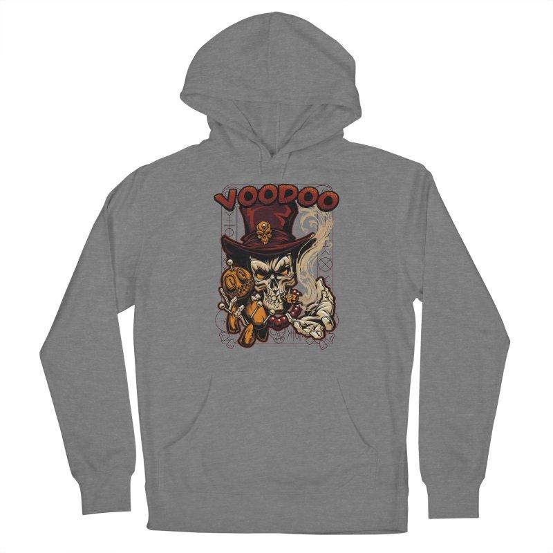 Voodoo Women's Pullover Hoody by fishark's Artist Shop