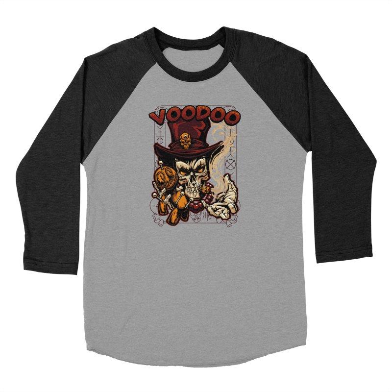 Voodoo Women's Longsleeve T-Shirt by fishark's Artist Shop