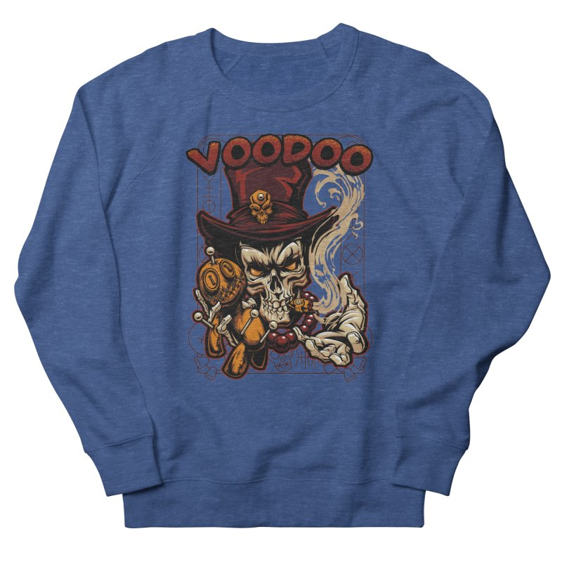 Voodoo Men's Sweatshirt by fishark's Artist Shop