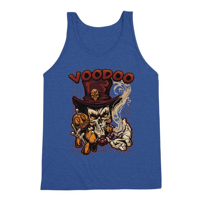 Voodoo Men's Tank by fishark's Artist Shop