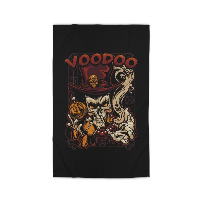 Voodoo Home Rug by fishark's Artist Shop