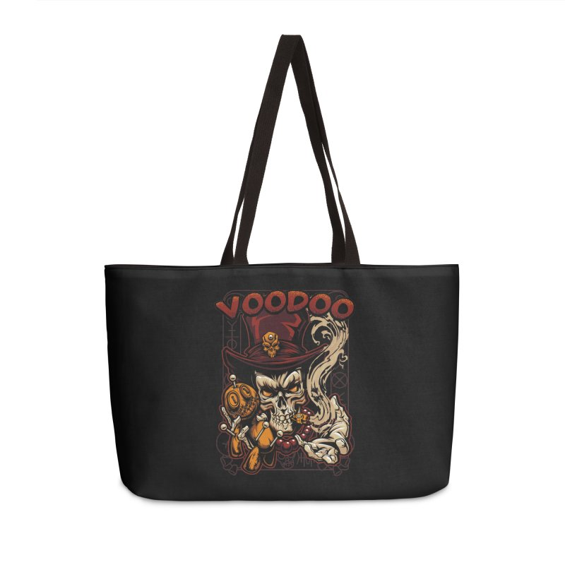 Voodoo Accessories Bag by fishark's Artist Shop