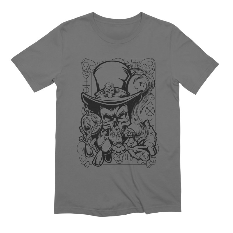 Voodoo Men's T-Shirt by fishark's Artist Shop