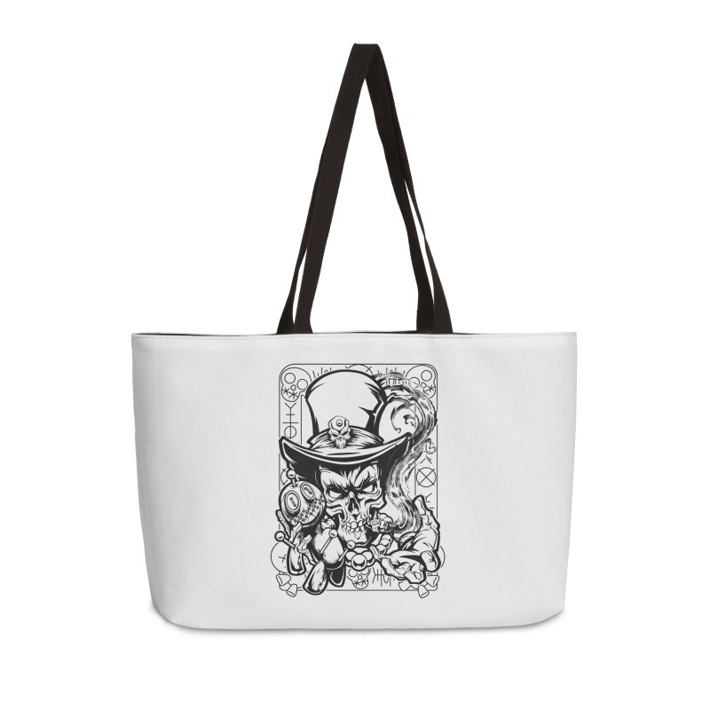 Voodoo Accessories Bag by fishark's Artist Shop