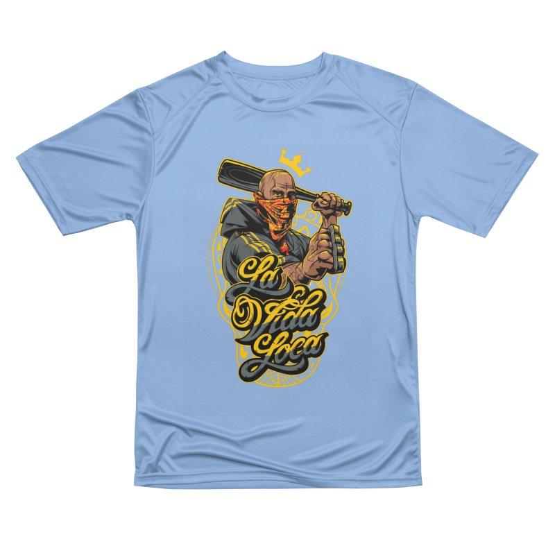 La vida Loca Men's T-Shirt by fishark's Artist Shop