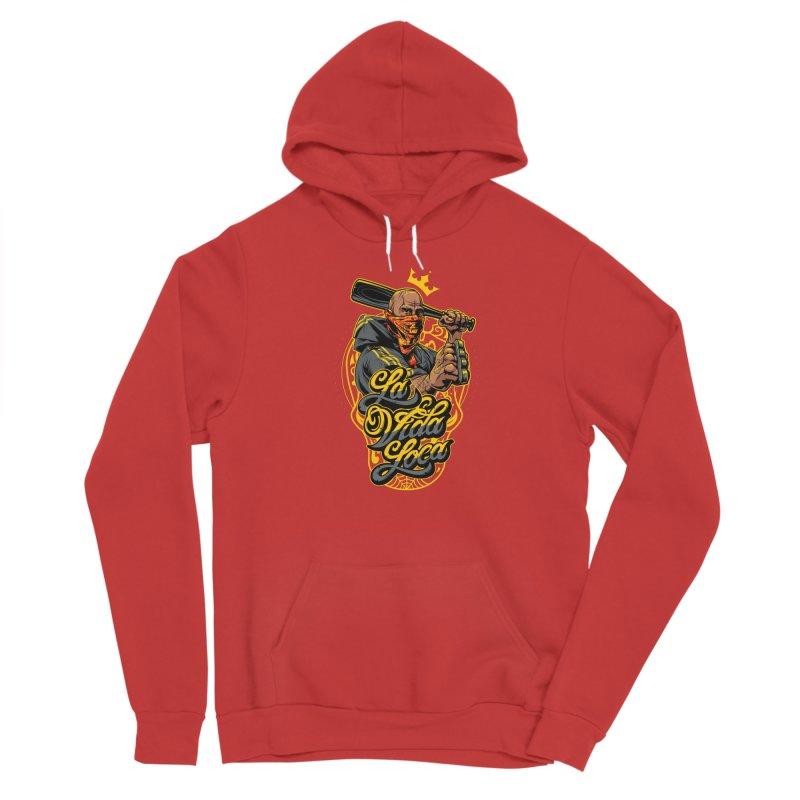 La vida Loca Men's Pullover Hoody by fishark's Artist Shop