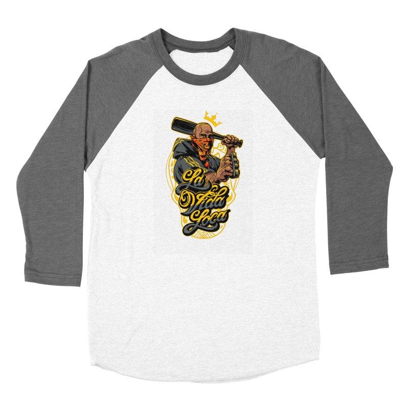 La vida Loca Women's Longsleeve T-Shirt by fishark's Artist Shop
