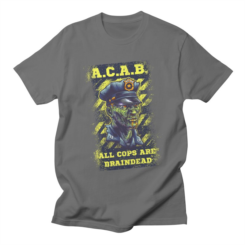 A.C.A.B. Men's T-Shirt by fishark's Artist Shop